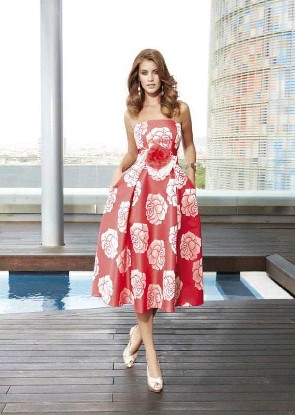 Vestidos de fiesta cortos invierno 2018 – Moda Española moderna
