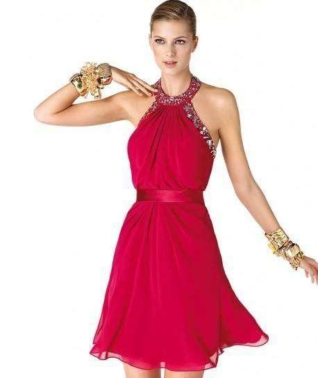 vestidos-de-fiesta-cortos-otono-inv-san-patric-vestido-rojo