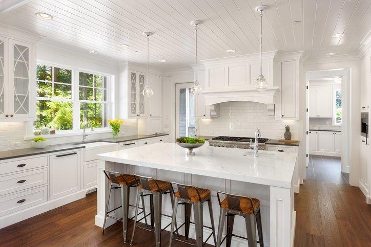 50 Fotos de Cocinas Americanas 2019 - Ideas para decorar cocinas ...
