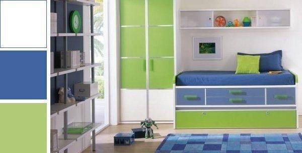 Colores para paredes 2018 for Combinacion de colores para habitacion