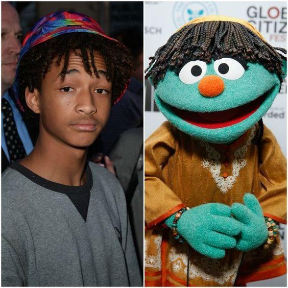 famosos-parecidos-muppets-jaden-smith
