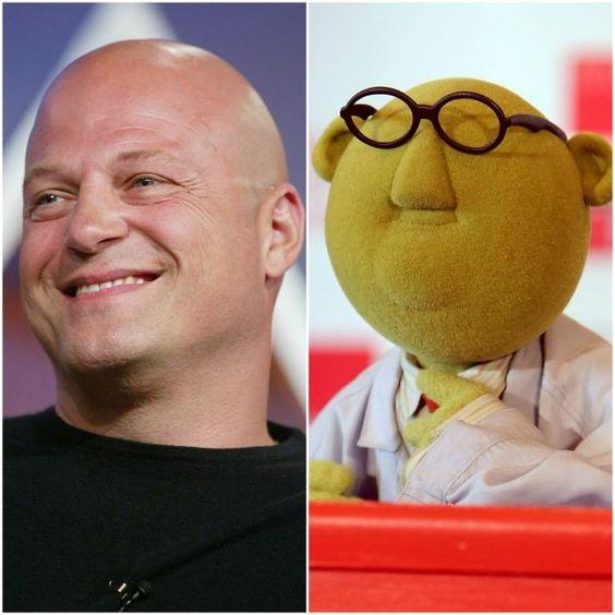 famosos-parecidos-muppets-michael-chiklis