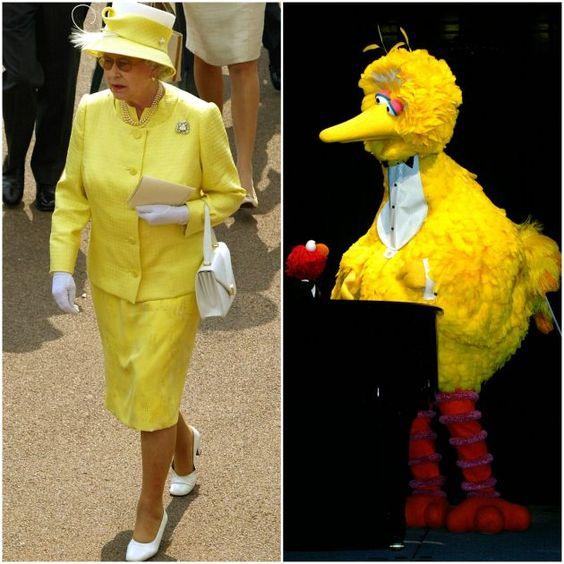 famosos-parecidos-muppets-reina-isabel-II
