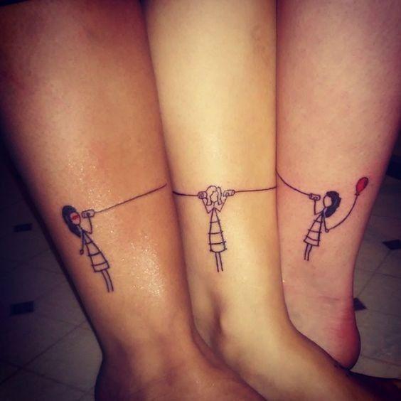 tatuajes-para-hermanas-dos-o-mas-munecas