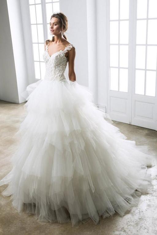 Vestidos novia cortos el corte ingles