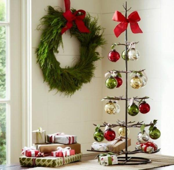 bolas-de-navidad-centros-mesa-blanco-plateados