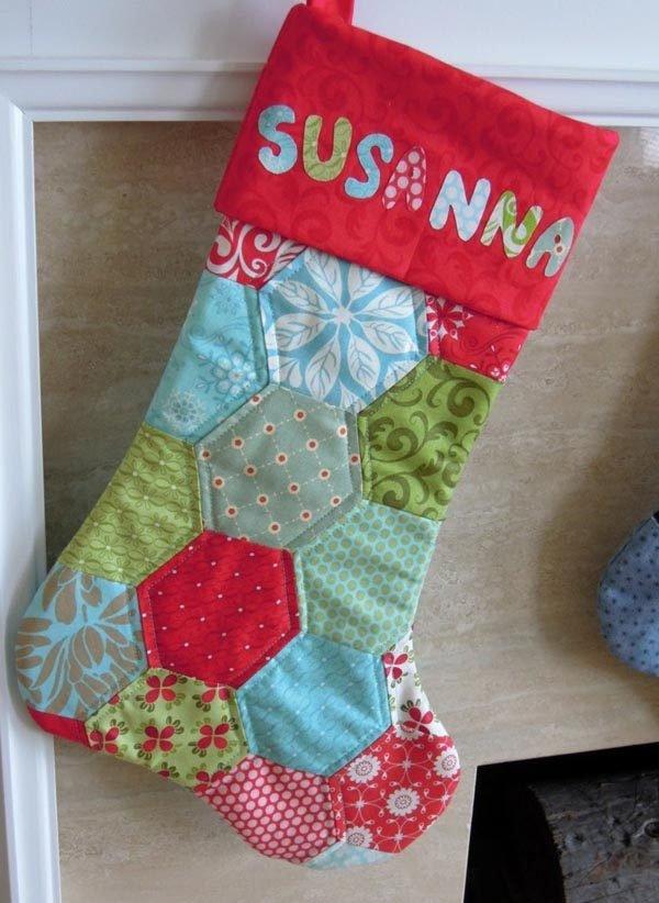 calcetines-de-navidad-con-varias-telas