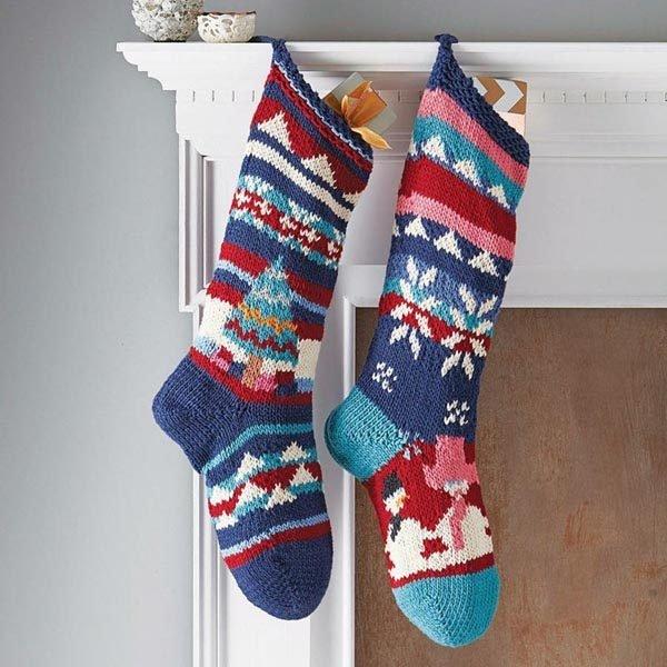 calcetines-de-navidad-muy-moderno