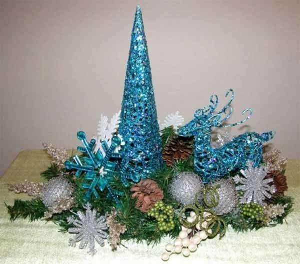 centros-de-mesa-navidenos-azul