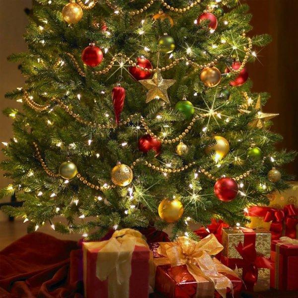 estrellas-de-navidad-color-oro
