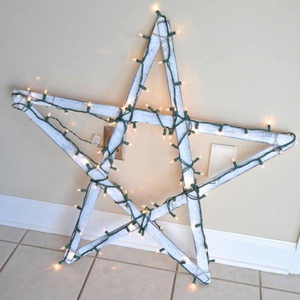 estrellas-de-navidad-con-luces