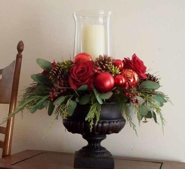 velas-de-navidad-blanca