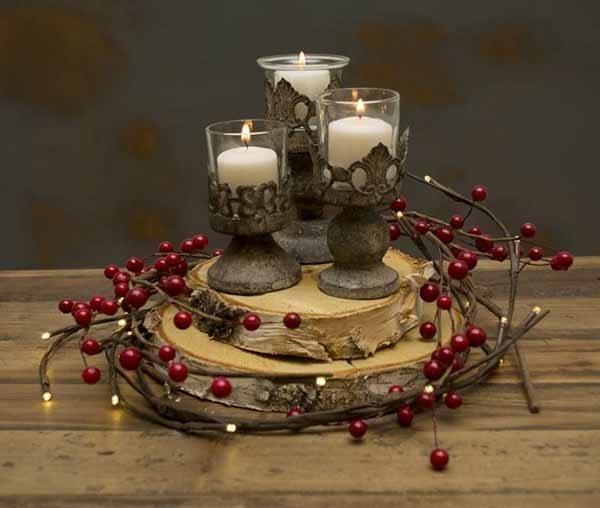 velas-de-navidad-candelabro