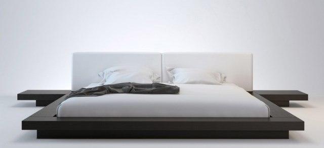 Diferencias entre las camas king size y queen size y sus medidas - Camas grandes ...