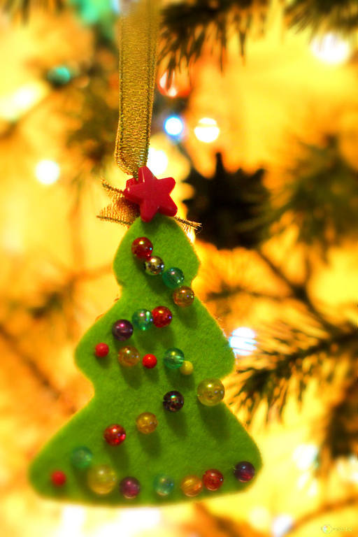 Hacer adornos para el rbol de navidad 2018 - Hacer adornos arbol navidad ...