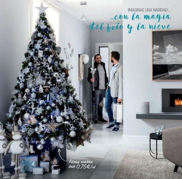 rboles de navidad de leroy merlin 2018