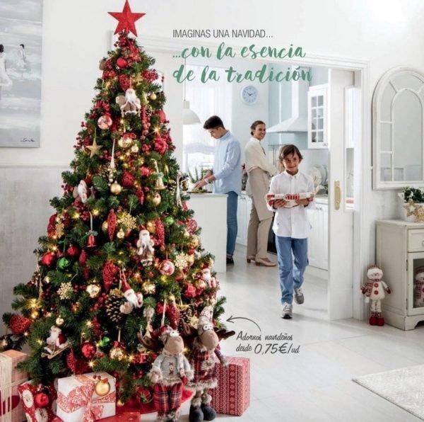 arboles-de-navidad-leroy-merlin-2016-decoracion-tradicional