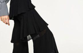 Zara mujer pantalones para Primavera Verano 2017