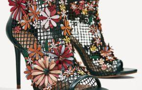 Las sandalias de Zara para Primavera Verano 2017