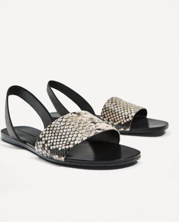 7acb839b3f8 Las sandalias de Zara para 2019 - Tendenzias.com