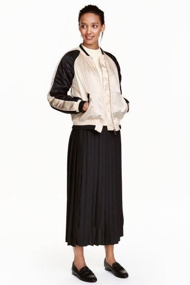 rebajas-hm-falda-plisada
