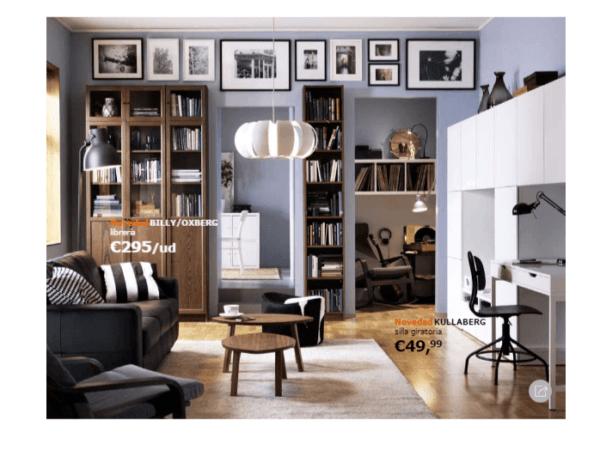 en esta seccin por tanto vais a encontrar tambin diferentes muebles que os van a facilitar la organizacin como son las estanteras libreras
