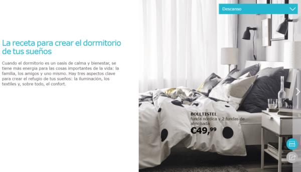 el descanso nos lleva al dormitorio y todas las que podis encontrar tanto en colchones almohadas estructuras de cama ropa de