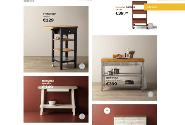 Cat logo ikea 2018 septiembre 2017 - Ikea catalogo armarios modulares ...