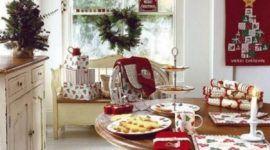 Decoración Navideña 2016 para la cocina
