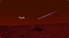 Vida en Marte o esperando a los marcianitos