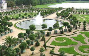 El estilo de Jardín Francés