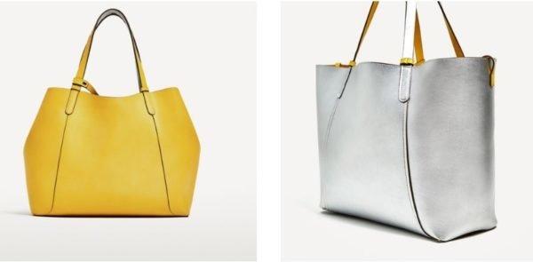 928196577aa El bolso dispone de un pequeño bolsito donde tener localizadas las cosas  más personales. Un bolso grande y espacioso con el que salir cómodamente a  comprar ...
