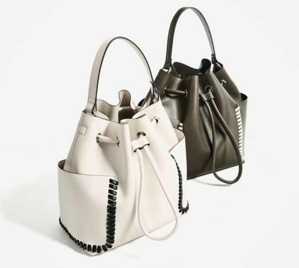 Los Cinch bag son bolsos grandotes que se cierran por medio de correas y  que están a media distancia entre un bolos y un macuto. 3fd85c6a70bb