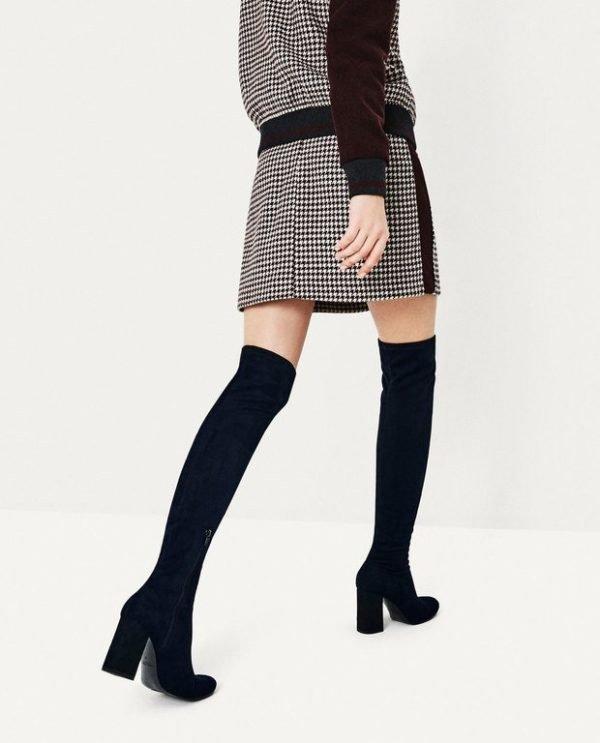 botas altas mujer 2017