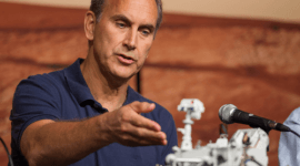 ¿Curiosity descubrió rastros de vida en Marte?