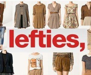 El estilo Lefties,