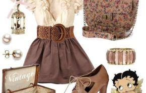 Moda vintage 2012