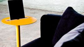 Una mesa para colocar tu iPad