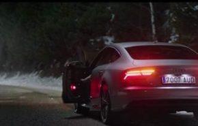 Película: Nuevo Audi night vision assistant