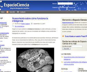 Nuevos blogs: Espacio Ciencia y Sabor Gourmet