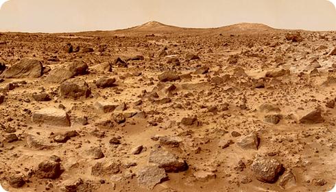 ¿Por qué seguimos yendo a Marte?