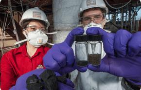 Nuevo proceso obtiene energía del carbón sin quemarlo