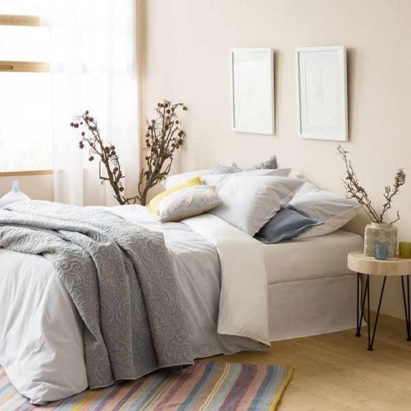 Zara home cortinas salon amazing un mundo de adorables for Cortinas dormitorio zara home