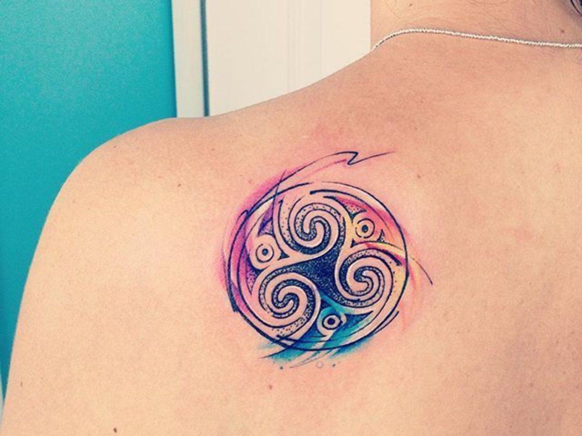 Símbolos Celtas - Más de 35 Tatuajes Celtas con su significado -  Tendenzias.com