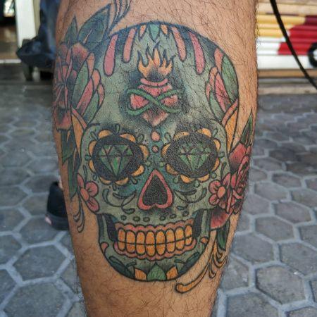 tatuajes-de-calaveras-mexicanas-chicos