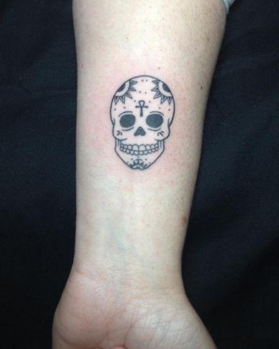 Mas De 10 Tatuajes De Calaveras Mexicanas Tendenzias Com