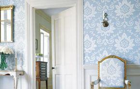 Tendencias en papel para paredes