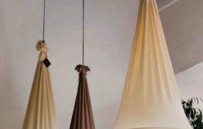 Crear una lámpara de tela