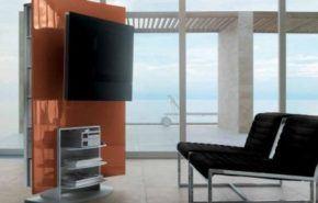 Modernos muebles para la TV