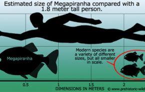 5 Versiones gigantes de animales modernos